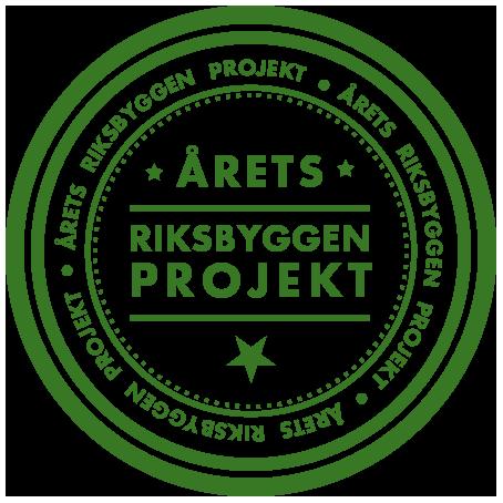 Årets Riksbyggenprojekt 2012